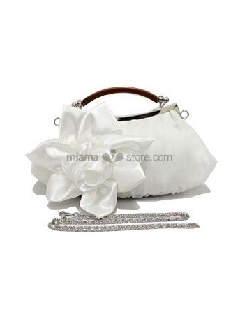 White Stain Special Occasion Handbags/Clutches