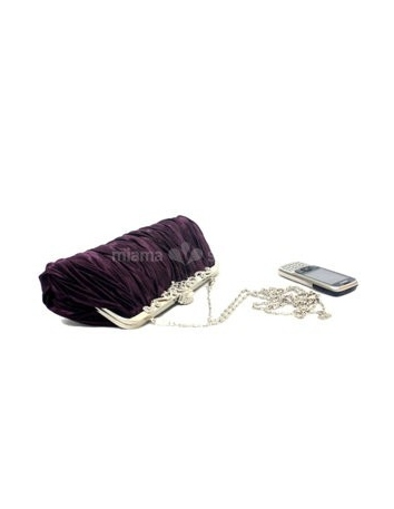 Grape Stain Rhinestone Special Occasion Handbags/Clutches