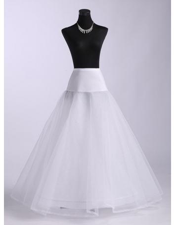 Tulle A-Line slip Full gown slip 2 Tiers Wedding petticoat